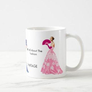 I Sew Vintage Coffee Mug