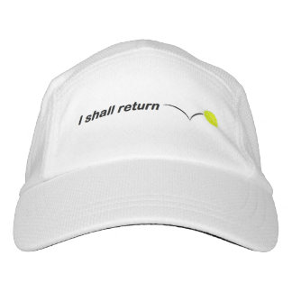 I Shall Return Outdoor Pickleball Cap