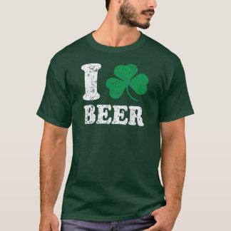 I Shamrock Beer T-Shirt