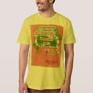 "i-shirt for ""Dance With Santa AR"" mobile game T-Shirt"