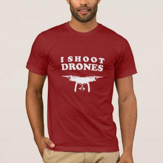I Shoot Drones T-Shirt