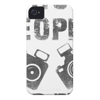 I shoot people for fun iPhone 4 Case-Mate case