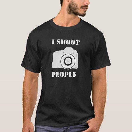 I Shoot People Tee