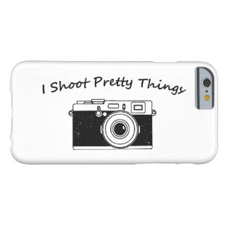 I Shoot Pretty Things Photography Barely There iPhone 6 Case