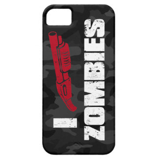 i shotgun zombies iPhone 5 case