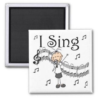 I Sing Magnet
