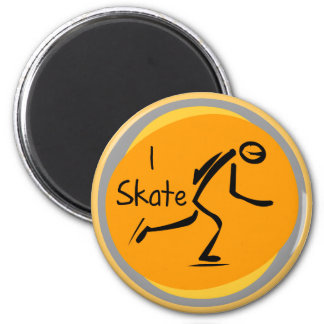I Skate T-shirts and Gifts Magnet
