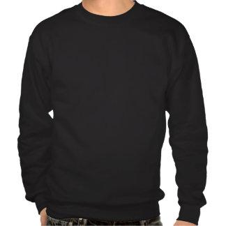 I Ski Super Power Pull Over Sweatshirt