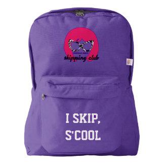 I SKIP, S'COOL BACKPACK