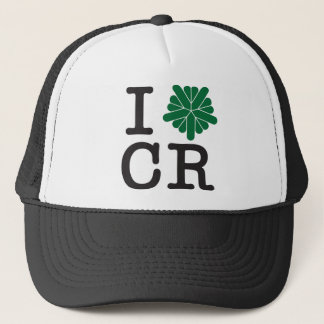 I Something Cedar Rapids Hat