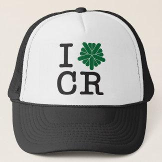 I Something Cedar Rapids Hat