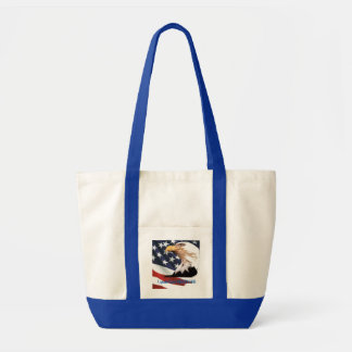 I speak fluent AMERICAN Tote Bag
