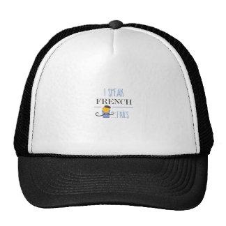 I Speak French... Fries Trucker Hat