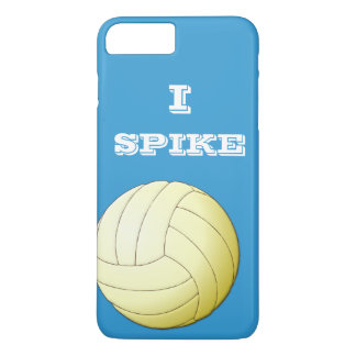 I Spike Volleyball iPhone 7 Plus Case