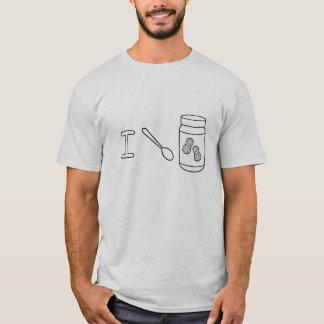 I Spoon Peanut Butter T-Shirt