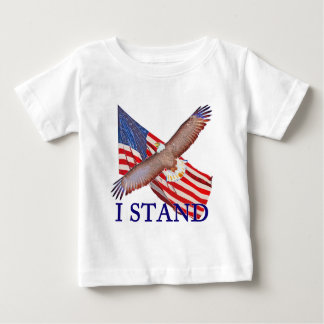i stand for America Baby T-Shirt