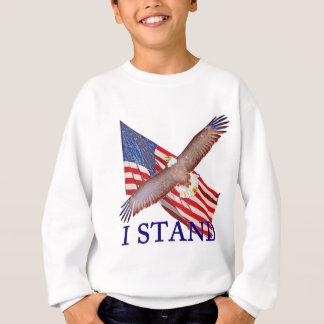 i stand for America Sweatshirt