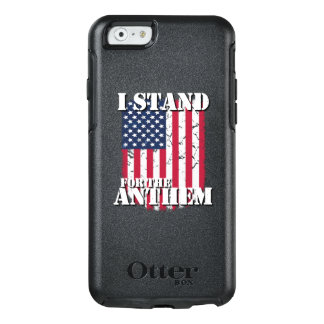 I STAND for the ANTHEM Vintage Flag OtterBox iPhone 6/6s Case