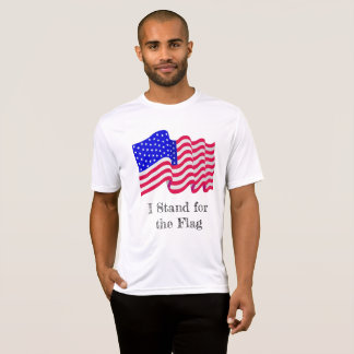 I stand for the flag shirt