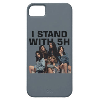 I STAND WITH FIFTH HARMONY iPhone 5 COVERS