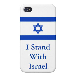 I Stand With Israel Case For The iPhone 4
