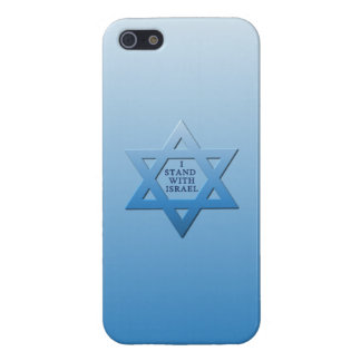 I Stand With Israel iPhone 5 Cover
