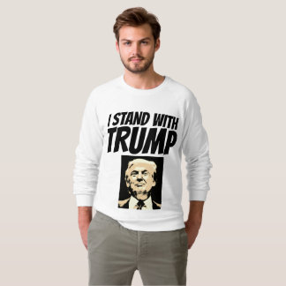 I STAND WITH TRUMP T-shirts