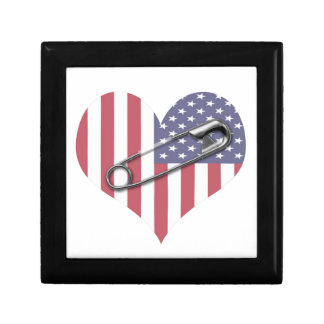 I Stand With You - Safety Pin Gift Box
