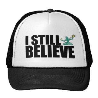 I STILL BELIEVE IN DETROIT TRUCKER HAT