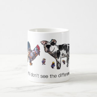 I still don't see the difference coffee mug