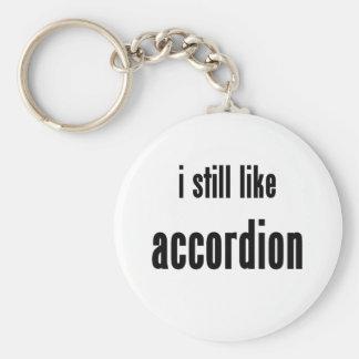 i still like accordion keychain