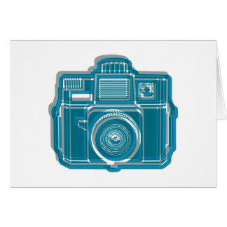 I Still Shoot Film Holga Logo Card