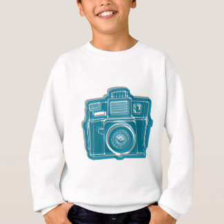 I Still Shoot Film Holga Logo Sweatshirt