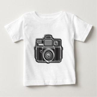 I Still Shoot FIlm Logo Black Baby T-Shirt