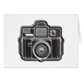 I Still Shoot FIlm Logo Black Card