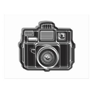 I Still Shoot FIlm Logo Black Postcard