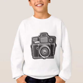 I Still Shoot FIlm Logo Black Sweatshirt