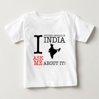 I Studied in India! Baby T-Shirt