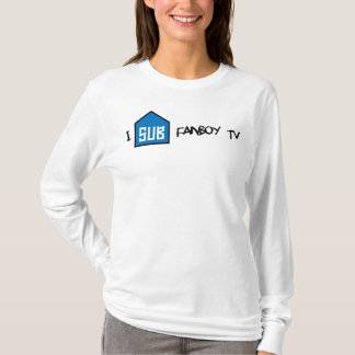 I Sub Fanboy TV Hoody