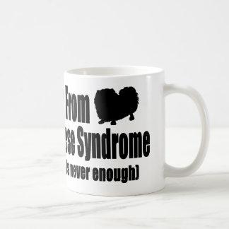 I Suffer From Multiple Pekingese Syndrome Coffee Mug