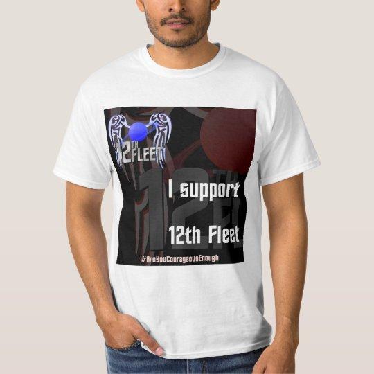 I support 12th Fleet T-Shirt