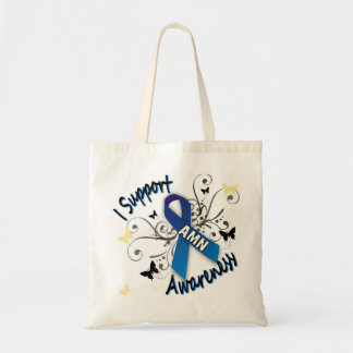 I support AMN Awareness Tote