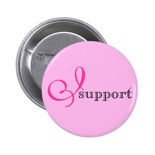 I support - Button