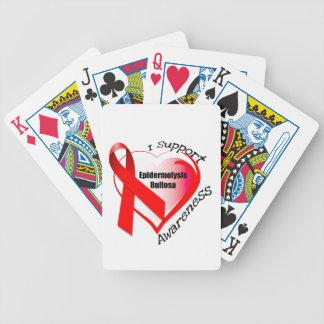 I support Epidermolysis Bullosa Awareness cards