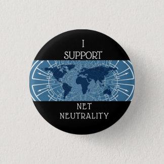 I SUPPORT NET NEUTRALITY BUTTON