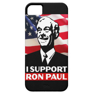 I Support Ron Paul for President in 2012 Case For The iPhone 5