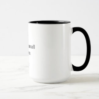 I Support Small Business Mug