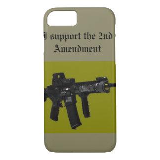 I support the 2nd Amendment iPhone 8/7 Case