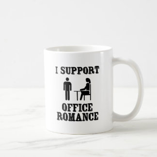 I Support The Office Romance Coffee Mug