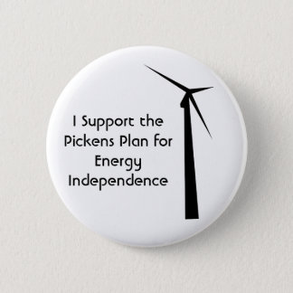 I support the Pickens Plan Pin